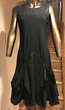 MARITHE FRANCOIS GIRBAUD WOMENS BLACK DRESS , RARE , NWoT
