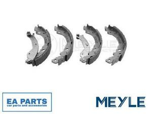 Brake Shoe Set for FIAT FORD MEYLE 214 533 0012 fits Rear Axle
