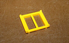 Playmobil country encadrement fenêtre jaune maison forestière 4207