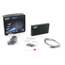 "CIT USB 3.0 SATA External Hard Drive Enclosure for 3.5"" Hard Drives U3PD"