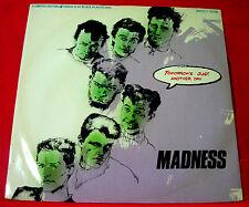 """Madness Tomorrow's(Just Another Day)(Warped Mix)Ltd 12""""PC UK ORIG'83 Stiff VINYL"""