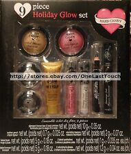9pc HARD CANDY Holiday Glow Set/Lot BRONZER+BLUSH+EYE LINER/SHADOW+MASCARA+ 1/2