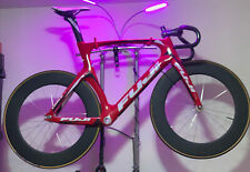 Fuji Track Elite Bike 61cm XL Red 2016 New Never Ridden