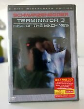 New listing Terminator 3: Rise of the Machines (Dvd, 2003, 2-Disc Set, Widescreen) Sealed!