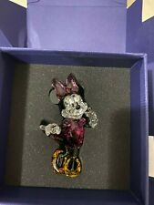 Swarovski Minnie Mouse Crystal Figurine 5135891 NEW