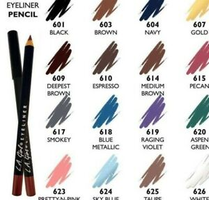 L.A Girl Eyeliner Pencil-Color Choice (3 count)