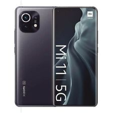 Usato Garantito Xiaomi Mi 11 5G 8/256DS Midnight Gray [Global Version]