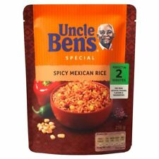 Uncle Ben's Special Spicy Mexican Rice (250g)