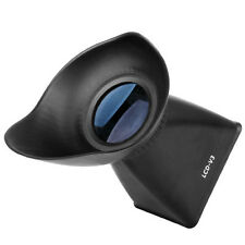 LCD V3 View Finder Viewer Extender Viewfinder For Canon 60D 70D 600D 650D Camera