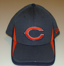New Era Hat Cap Football Chicago Bears M/L 39thirty 2013 Training Graphite NFL