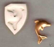 Dolphin Polymer Clay Mold FREE S/H AFTER FIRST ITEM!!!