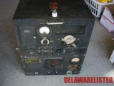 WWII WW2 Hallicrafters Military Radio Transceiver BC669 BC-669