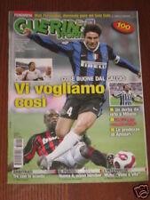 GUERIN SPORTIVO 2006/44 ZANETTI INTER MUTU FIORENTINA @
