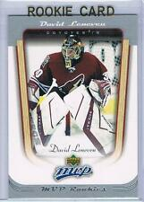 2005-06 UD MVP DAVID LENEVEU ROOKIE CARD #402 COYOTES