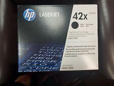 New OEM HP LaserJet 4250 4350 High Yield Toner Q5942X HP 42X