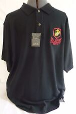 USMC-ALPHA CO. MEN'S POLO SHIRT by Jos. A. Bank, SIZE: XL EXTRA LARGE-NEW W/ TAG