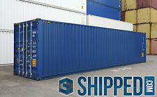 40' NEW HIGH CUBE INTERMODAL SHIPPING CONTAINER SECURE STORAGE in LAS VEGAS, NV