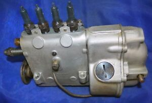 Reihen Einspritzpumpe Deutz Fahr Traktor Bosch 0414361998 PE4A65B310LS1002 Antik