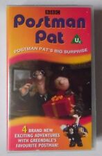 Children's & Family VHS Films Postman Pat