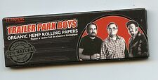 Trailer Park Boys Rolling papers Black pack organic hemp