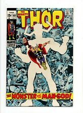 Thor #169 NM- 9.2 HIGH GRADE Marvel Comic KEY vs Galactus Silver Age 15c