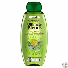 Garnier Ultimate Blends Shine Revitaliser Shampoo 250ml