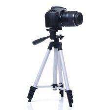 Camera Camcorder Tripod Lightweight Extendable Telescopic Legs 360 Swivel Mount