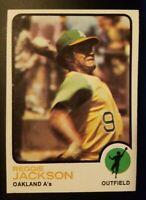 1973 Topps Reggie Jackson #255 MINT condition!!!