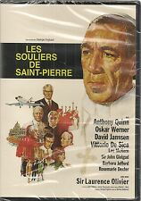 """DVD """"Les Souliers de Saint-Pierre"""" -Anthony Quinn   NEUF SOUS BLISTER"""