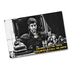 "Al Pacino In Scarface I Always Tell The Truth Even When I'm Lying 11x17"" Poster"