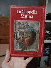 BATTISTI. LA CAPPELLA SISTINA. DE AGOSTINI 1986