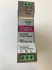 10760-Traco Power 12v 2,5 a industrial power supply TSL 030-112 100-240 VAC,