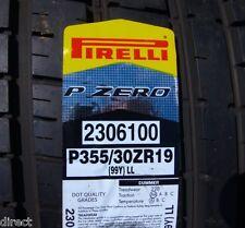 New Pirelli P ZERO PZERO TIRE P355/30ZR19 355/30ZR19 P355/30ZR-19 355/30/19