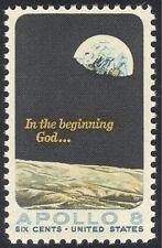 "USA 1969 ""APOLLO 8""/VOL SPATIAL/Lune/Terre/astronautes/transport 1 V (n42940)"