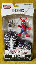 Marvel Legends Series SPIDER-HAM Spider-Man - Venom BAF Hasbro FACTORY DIRECT!