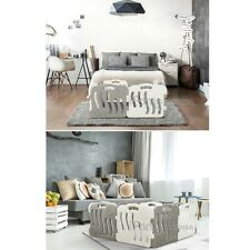[IFAM] Shell Baby Room White 2pcs + Gray 2pcs SET Self Baby Room Standing Fence