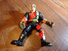 "1998 HASBRO--SMALL SOLDIERS MOVIE--6.5"" BATTLE DAMAGE CHIP HAZARD FIGURE (LOOK)"