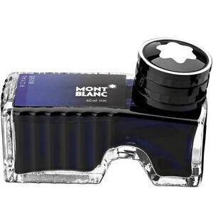MONTBLANC Tintenglas / Tintenfass 60 ml 7 Farben frei wählbar