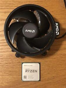 AMD Ryzen 3 2200G WITH FAN - 3.5GHz Quad Core (YD2200C5M4MFB) Gaming Processor