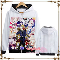 Anime Axis Powers Hetalia Winter Sweatshirt Jacket Coat Thick Hoodie Warmth #10