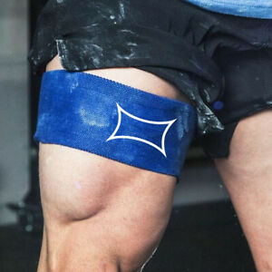 Sling Shot Hammy Band Lower Body Cuff by Mark Bell - Elastic thigh support!