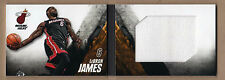 Serial Numbered LeBron James NBA Basketball Trading Cards