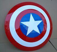 Avengers Cosplay Armor Captain America Steve Rogers Vibranium Shield Cool Props