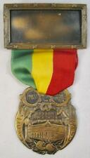 Shriners Imperial Council Session Medal Badge Ribbon 1950 Potentate Fraternal O