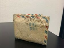 Dynomighty The Original TYVEK Eco Friendly AIRMAIL MIGHTY WALLET Used