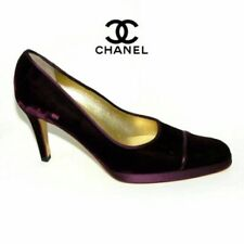 705e6dcce9 CHANEL High (3 to 4 1/4) Heel Height Heels for Women for sale   eBay