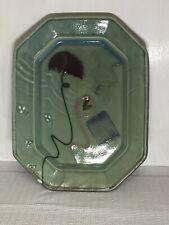 Vintage Pottery Platter