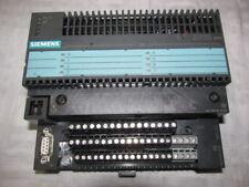 Siemens ET200B  6es7 132-0ge00-0xb0 with screw terminal block