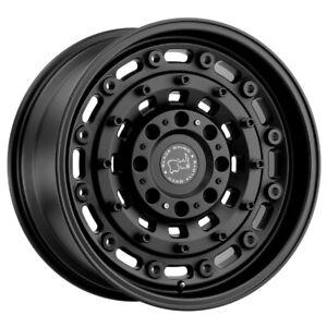 "Black Rhino Arsenal 20x9.5 8x6.5"" +12mm Textured Black Wheel Rim 20"" Inch"