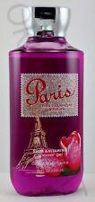 Bath & Body Works Paris Pink Champagne & Tulips 10 oz shower gel wash Limited